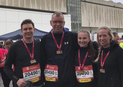 Hamburg Marathon 2019 - blue-expeditors-logistik-loesungen-hamburg-seefracht-luftfracht-lkw-transport